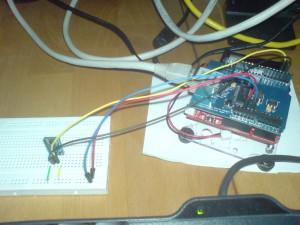 Arduino als Webserver Aufbau